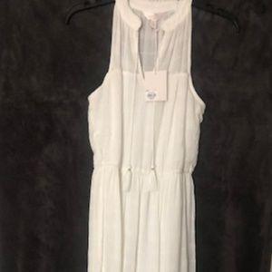 Lauren Conrad Maxi halter dress